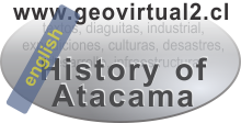 History of the Atacama Region, Chile