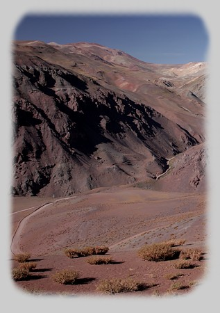 Die Atacama Wüste in Chile